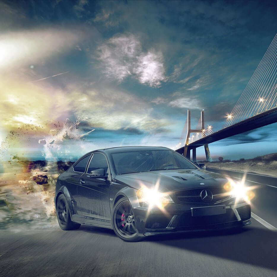 Werbefotografie, Produktfotografie, Automotive- und Transportfotografie